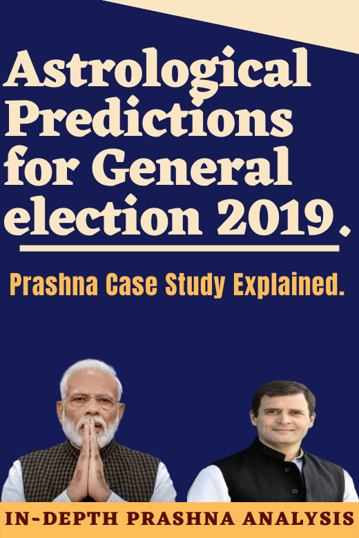 ASTROLOGICAL PREDICTIONS GENERAL ELECTIONS 2019